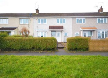 Thumbnail 2 bed terraced house for sale in Wentwood Close, Pontnewydd, Cwmbran