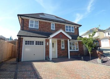 Thumbnail 3 bed detached house for sale in Lon Gwaenfynydd, Llandudno Junction, Conwy, North Wales