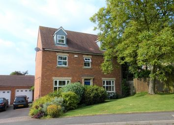 Thumbnail 5 bed detached house for sale in The Leascroft, Ravenstone