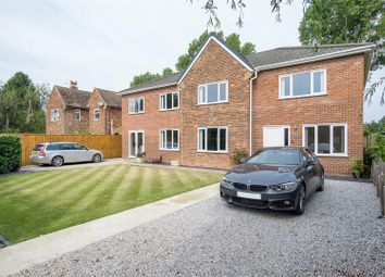 Thumbnail 4 bed detached house for sale in Ravenspurn Road, Patrington Haven, Patrington, Hull