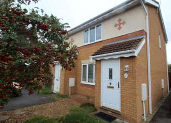 Thumbnail 2 bed end terrace house to rent in Alder Drive, Huntingdon