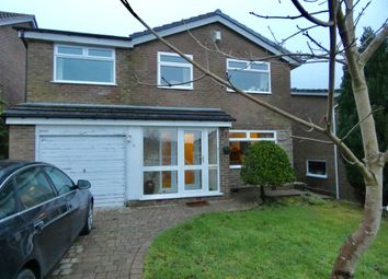 Thumbnail 4 bed detached house for sale in Blandford Rise, Lostock, Bolton
