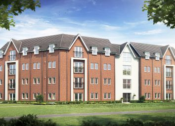 "Thumbnail 2 bedroom flat for sale in ""Goldfinch"" at Town Lane, Southport"