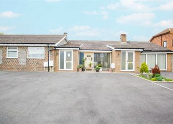 Thumbnail 2 bed terraced bungalow for sale in 12 Tithe Close, Codicote, Hitchin, Hertfordshire