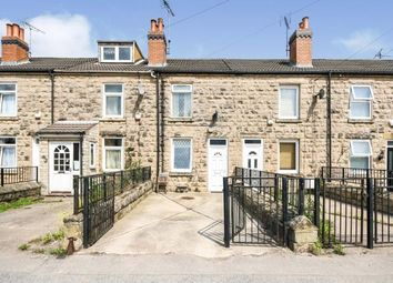 Thumbnail 3 bed terraced house for sale in Vale Road, Mansfield Woodhouse, Mansfield, Nottinghamshire