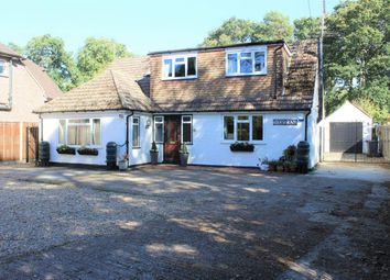 Thumbnail 4 bed detached house for sale in Vale Road, Ash Vale