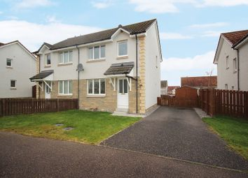 Thumbnail 3 bed semi-detached house for sale in 45 Elmwood Avenue, Milton Of Leys, Inverness