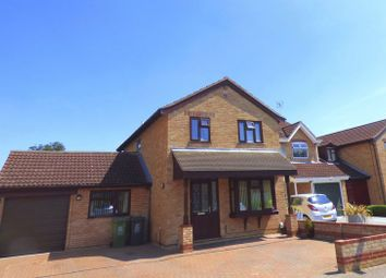 Thumbnail 5 bed detached house for sale in Gainsborough Avenue, Bradwell, Great Yarmouth