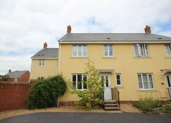 Thumbnail 3 bedroom property to rent in Norman Place, Exeter