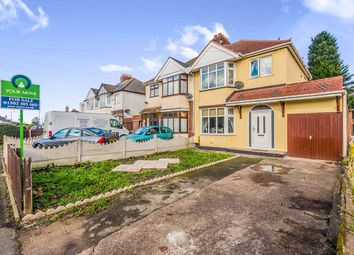 Thumbnail 3 bed semi-detached house for sale in Moseley Road, Bilston