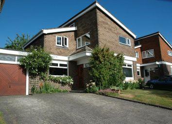 Thumbnail 4 bed detached house for sale in Bursledon Heights, Bursledon, Southampton.