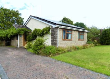 Thumbnail 3 bed bungalow for sale in St. Clears Close, Caerphilly