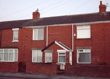 Thumbnail 2 bed terraced house for sale in Louvain Terrace, Choppington