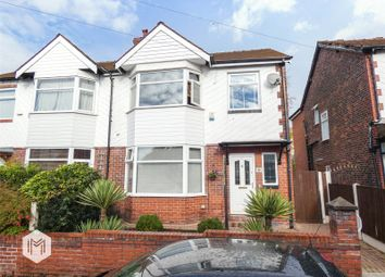 3 bed semi-detached house for sale in Russell Street, Prestwich, Manchester, Greater Manchester M25