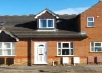 Thumbnail 1 bed terraced house to rent in Harrier Court, Lincoln