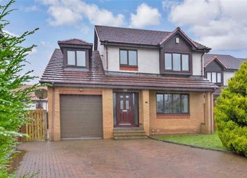 Thumbnail 4 bedroom detached house for sale in Campsie Road, Lindsayfield, East Kilbride