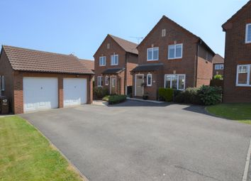 Thumbnail 3 bed detached house for sale in Herriot Grove, Ewloe, Deeside