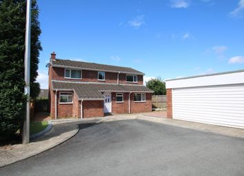 Thumbnail 5 bed detached house for sale in Woodlands, High Rickleton, Washington