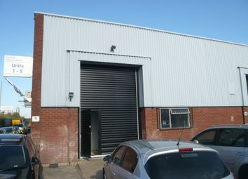 Thumbnail Light industrial to let in Culvert Place, London