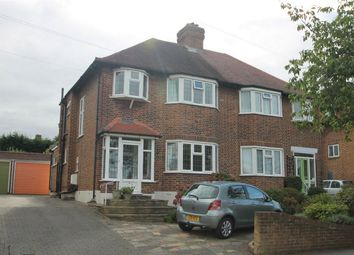 Thumbnail 3 bedroom semi-detached house for sale in Lorne Gardens, Shirley, Croydon, Surrey