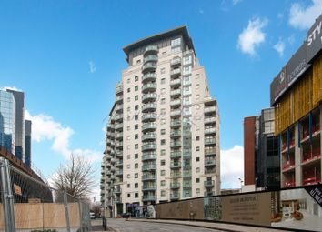 Thumbnail 2 bed flat for sale in City Tower, 3 Limeharbour, London