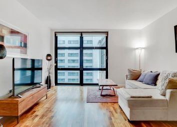 Thumbnail 1 bedroom flat to rent in South Quay Square, London