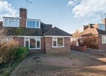 Thumbnail 3 bed semi-detached bungalow for sale in Headington Road, Maidenhead