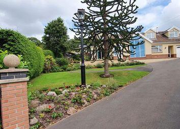 Thumbnail 4 bed detached house for sale in Parc Seymour, Penhow, Caldicot