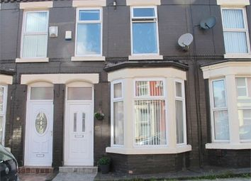 Thumbnail 2 bed terraced house for sale in Tiverton Street, Liverpool, Merseyside