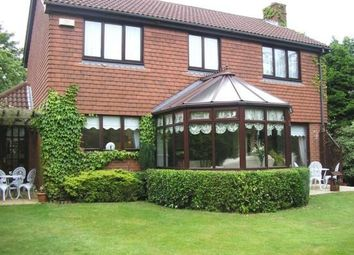 Thumbnail 4 bed detached house to rent in Meare Close, Tadworth