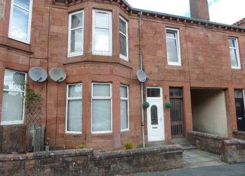 Thumbnail 1 bed flat for sale in Dunbeth Avenue, Coatbridge