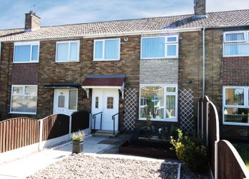Thumbnail 3 bed terraced house for sale in Moorland Road, Goole, North Humberside
