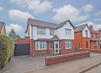 Thumbnail 4 bed detached house for sale in Perryfields Road, Bromsgrove
