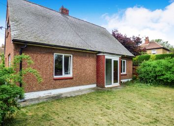 Thumbnail 3 bedroom bungalow for sale in South Road, Longhorsley, Morpeth