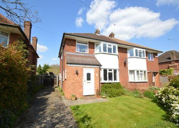 Thumbnail 3 bed semi-detached house for sale in Rupert Avenue, High Wycombe