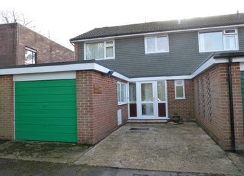 Thumbnail 4 bed end terrace house to rent in Pembroke Close, Romsey