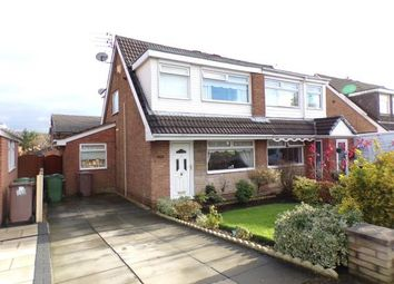Thumbnail 3 bed semi-detached house for sale in Victoria Road, Garswood, Ashton-In-Makerfield, Wigan