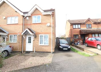Thumbnail 2 bed semi-detached house for sale in Cunningham Close, Higham Ferrers
