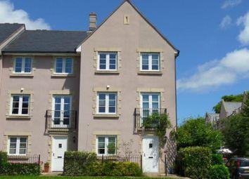 Thumbnail 4 bed end terrace house for sale in Laburnum Walk, Abergavenny
