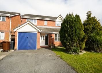 Thumbnail 4 bed detached house to rent in Parklands Drive, Aspull, Wigan