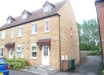Thumbnail 3 bed property to rent in County Road, Hampton Vale, Peterborough