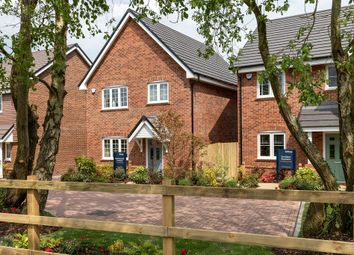 Thumbnail 3 bed detached house for sale in St George's Road, Badshot Lea