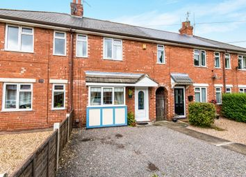 Thumbnail 2 bed terraced house for sale in St. Peters Avenue, Lincoln