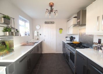 Thumbnail 2 bed semi-detached house for sale in Hampshire Way, South Shields
