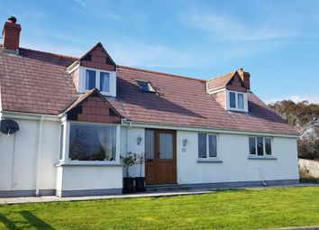 Thumbnail 4 bed detached house for sale in Burgage Green Road, St. Ishmaels, Haverfordwest