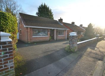 Thumbnail 3 bed bungalow for sale in Killeaton Crescent, Belfast