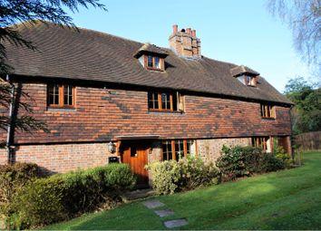 Thumbnail 4 bed property for sale in Alders Road, Five Oak Green