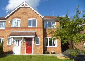 Thumbnail 3 bed semi-detached house to rent in Rosewood Drive, Winsford