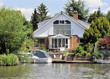 Thumbnail 4 bed detached house for sale in Riverside, Wraysbury, Berkshire