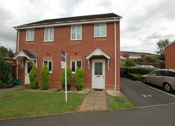 Thumbnail 2 bed semi-detached house for sale in Murdoch Drive, Kingswinford